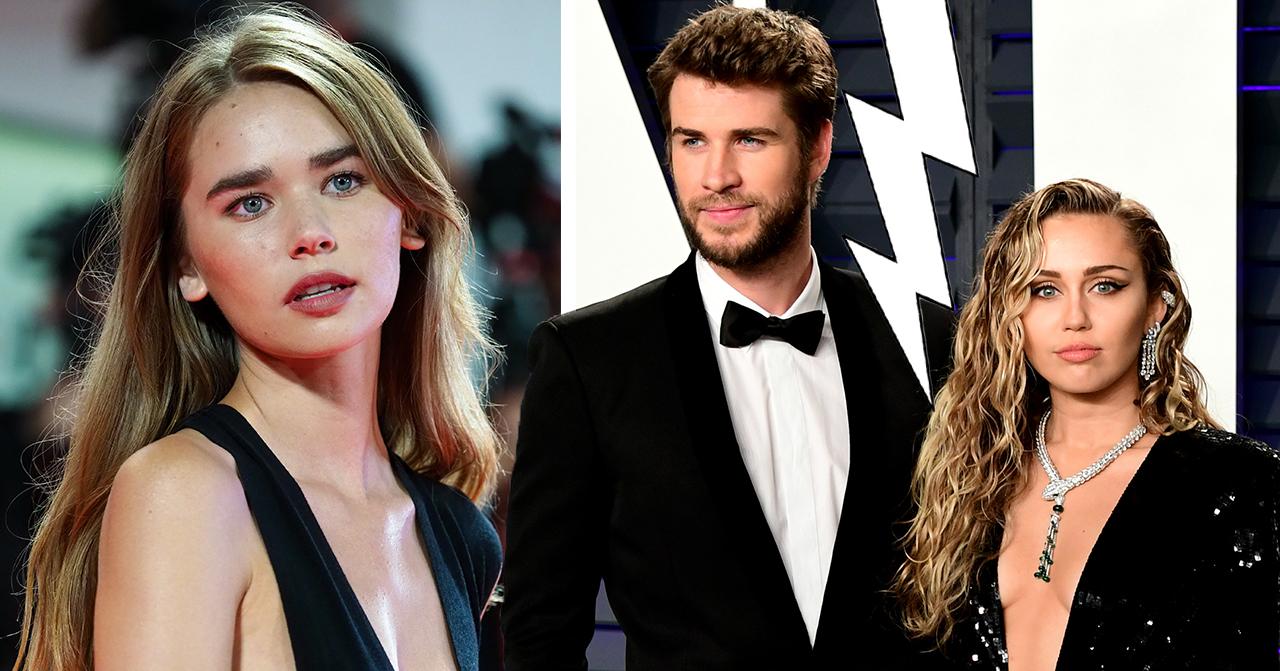 Liam Hemsworths nya kärlek – efter uppbrottet från Miley Cyrus