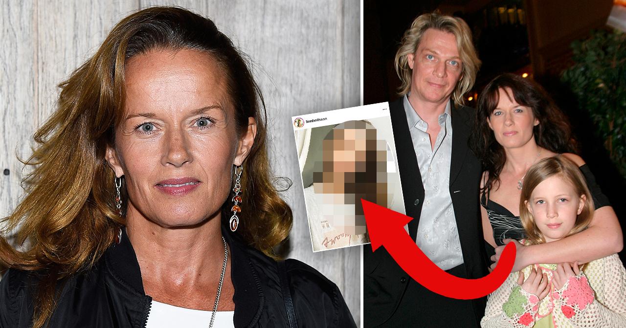 Malin Berghagen och dottern Linn Berghagen Nilsson