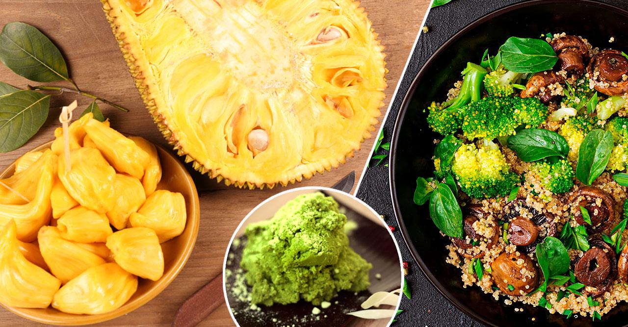 Nya mattrenderna – det här kommer vi att äta 2020