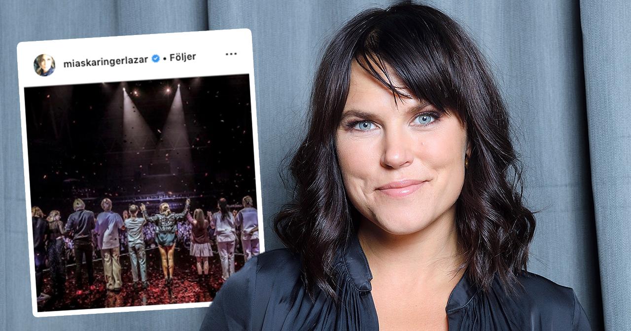 Mia Skäringers ord efter miljonsuccén – det ska hon göra nu: