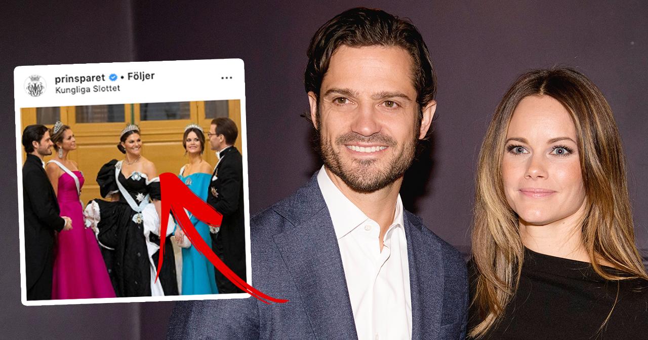 """Prinsessan Sofia och prins Carl Philips familjelycka – nya bilden får folket att jubla: """"Så underbart"""""""