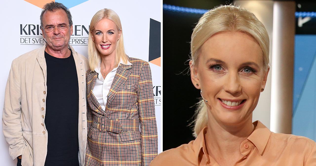 Jenny Strömstedt och Steffo i Nyhetsmorgon