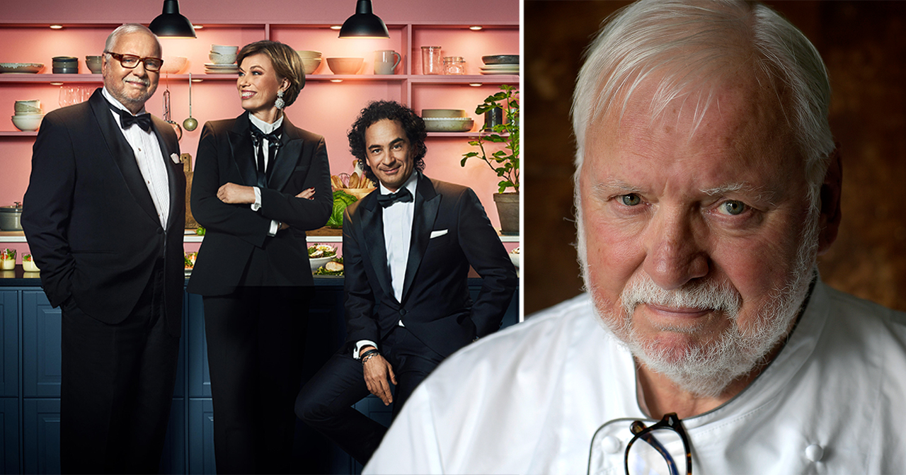 Leif Mannerström i Sveriges mästerkock