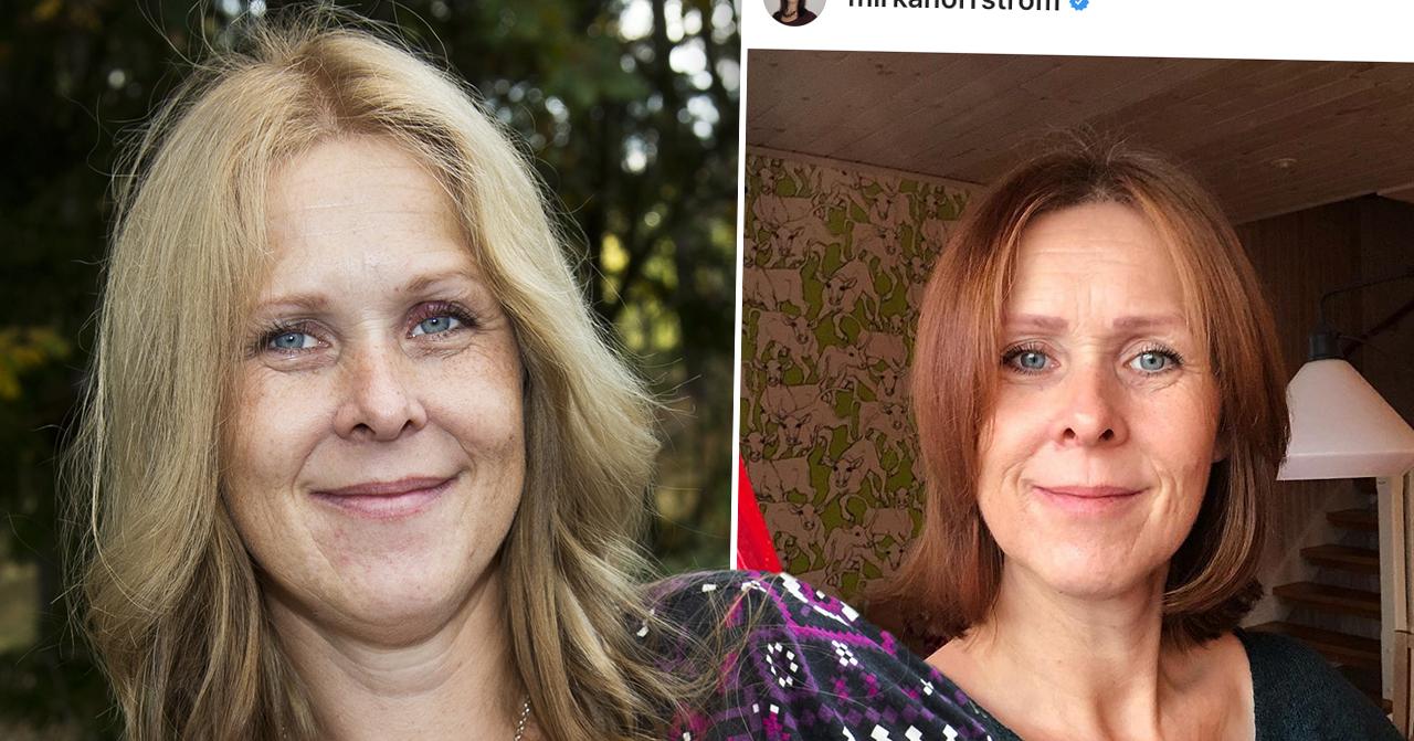 Mirka Norrströms nya relationsbesked