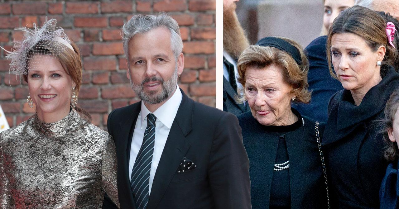 Ari Behn och prinsessan Märtha Louise