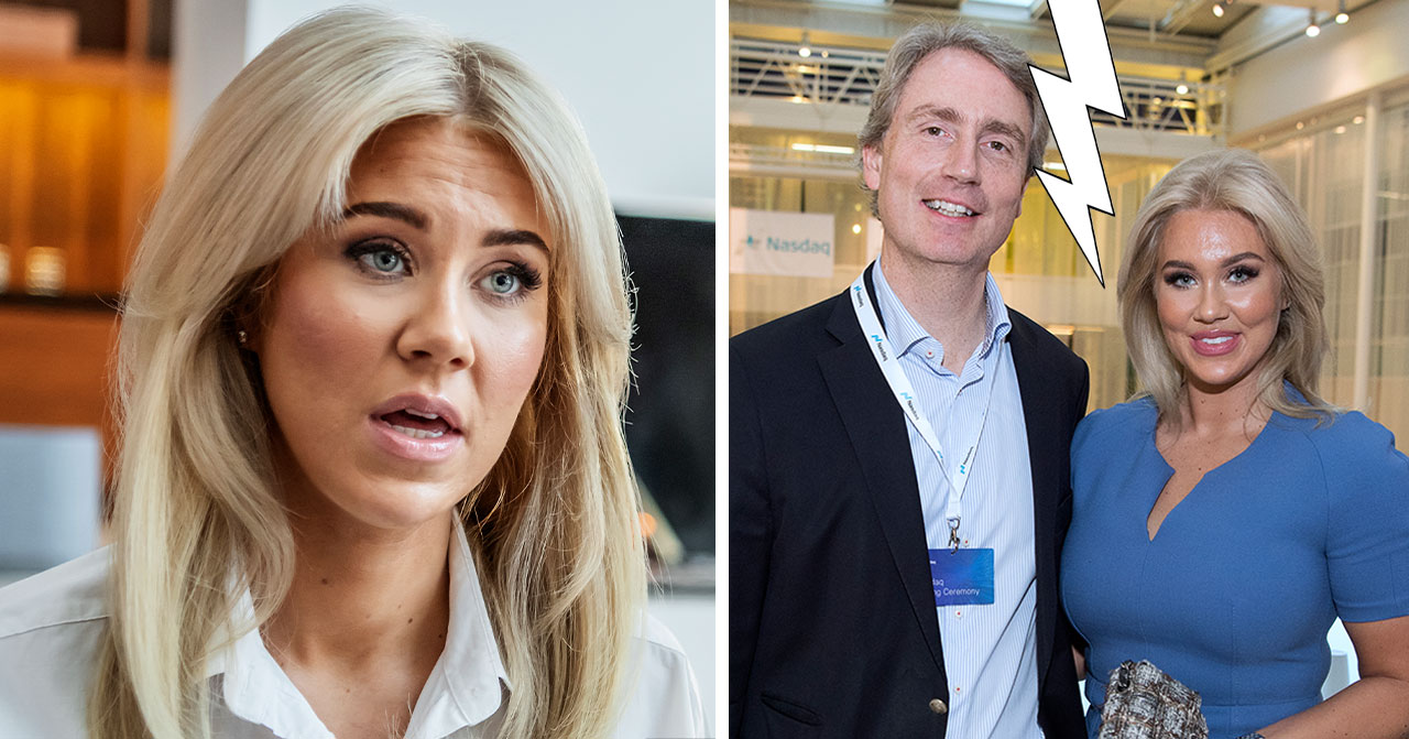Isabella Löwengrip Erik Selin gjort slut