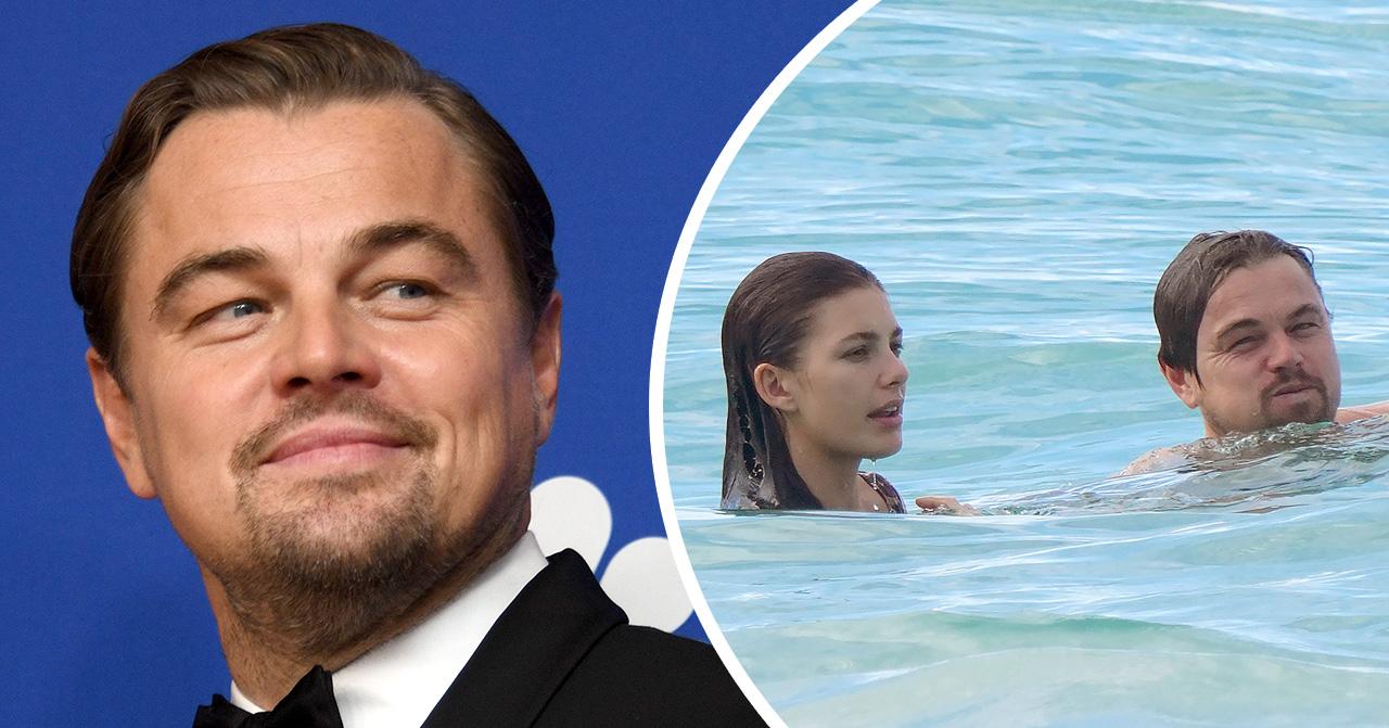 Leonardo DiCaprio räddade en man.