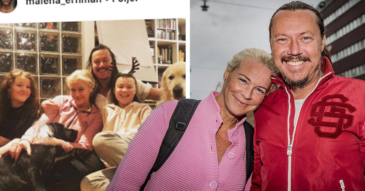 Malena Ernman om relationen med maken Svante Thunberg – efter kampen med döttrarna Greta och Beata