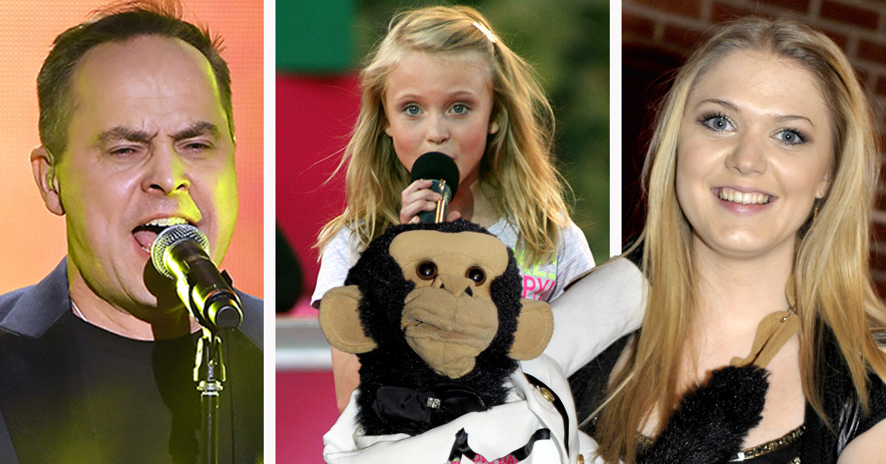 """Micke Holm, Zara Larsson och Cecilia """"Zillah"""" Ustav har alla vunnit Talang."""