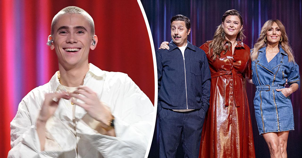 Duellerna i andra chansen Melodifestivalen 2020