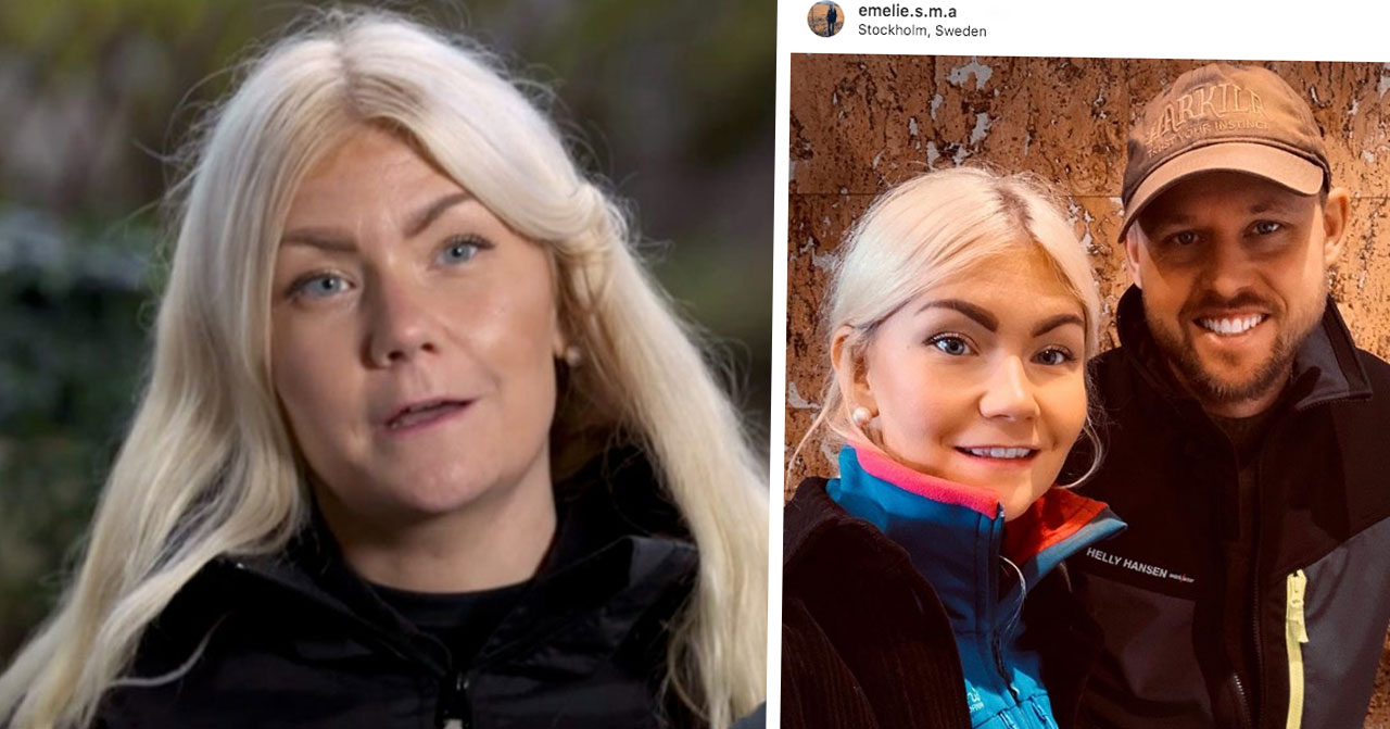 Jimmy Olofsson Emelie Åström Bonde söker fru