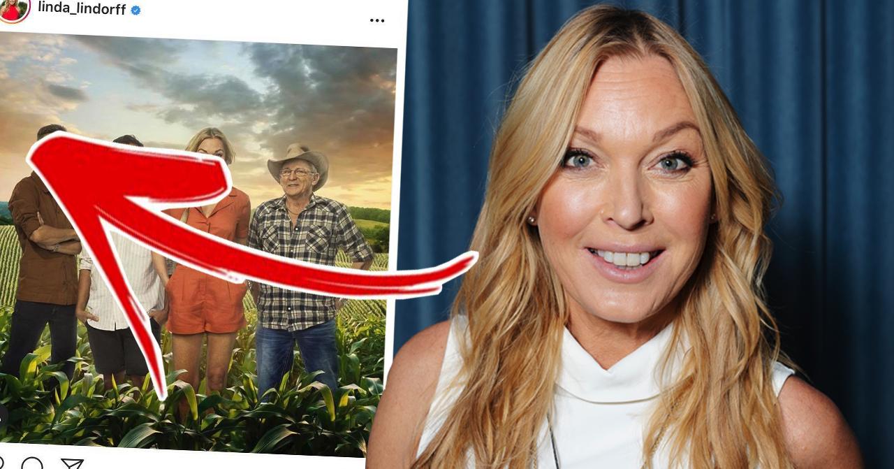 TV4 Linda Lindorff, Bonde söker fru –jorden runt