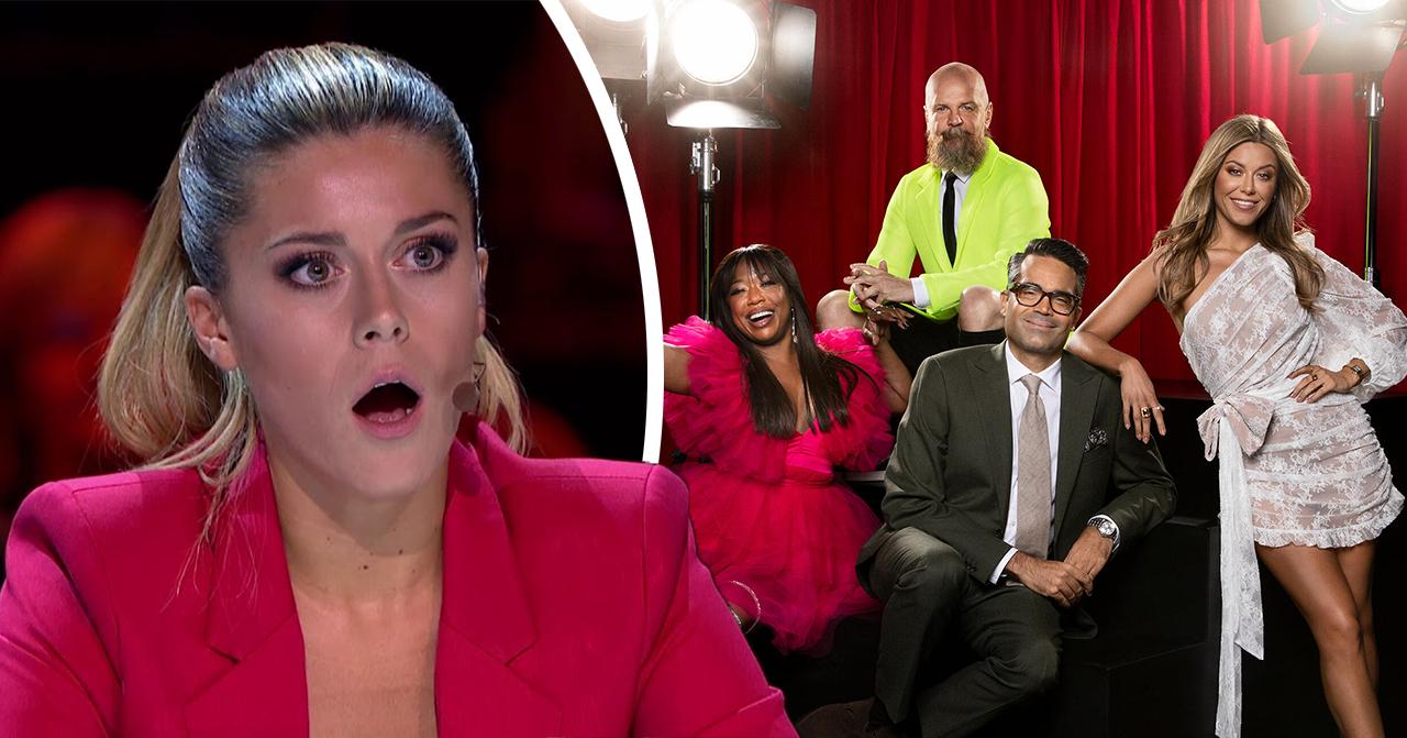 TV4:s besked: Publiken stoppas från finalen av Talang