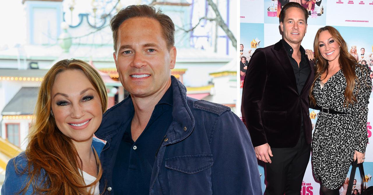 Allt du vill veta om Charlotte Perrellis man Anders Jensen