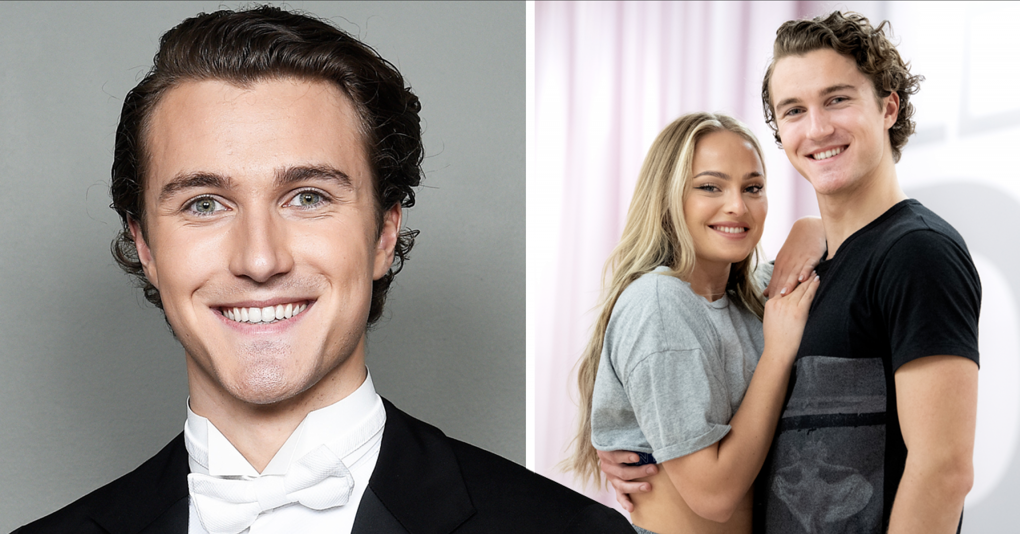 Allt du vill veta om dansaren Hugo Gustafsson i Let's dance
