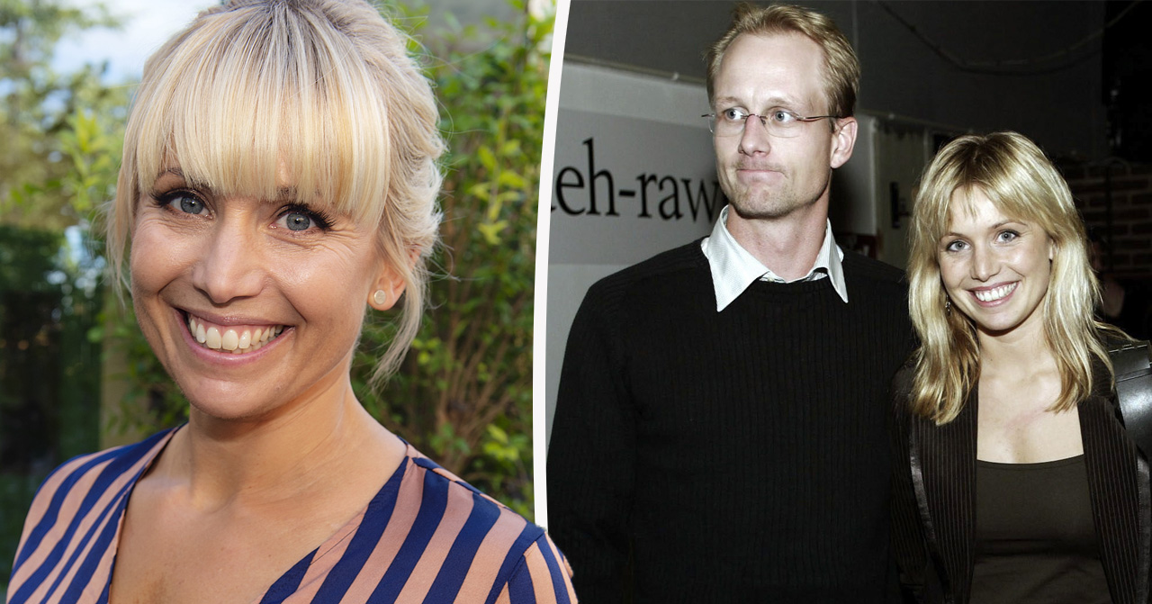 Tina Nordströms relationskamp med maken Martin
