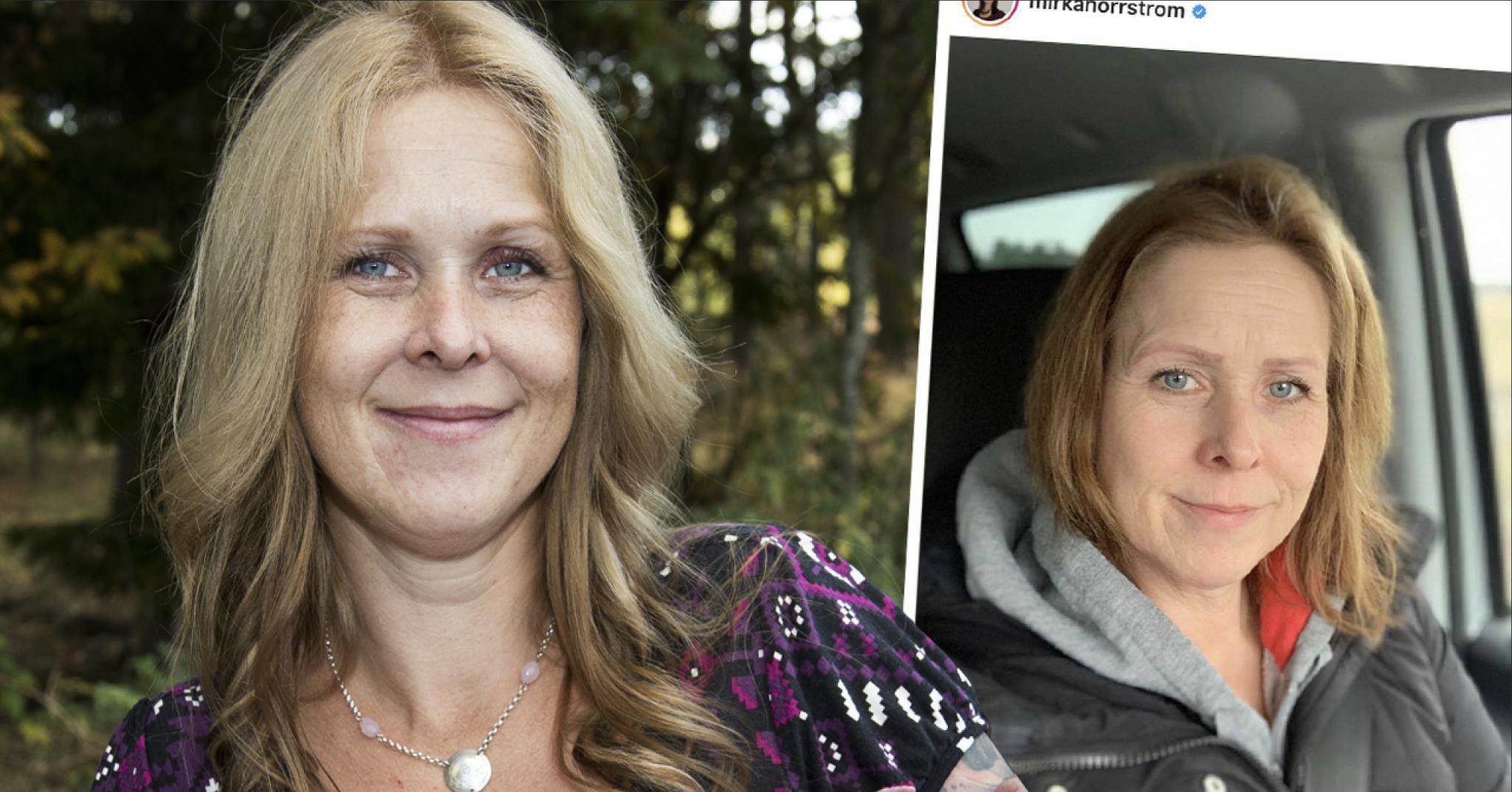 Trettonbarnsmamman Mirka Norrströms nya framtidsbesked