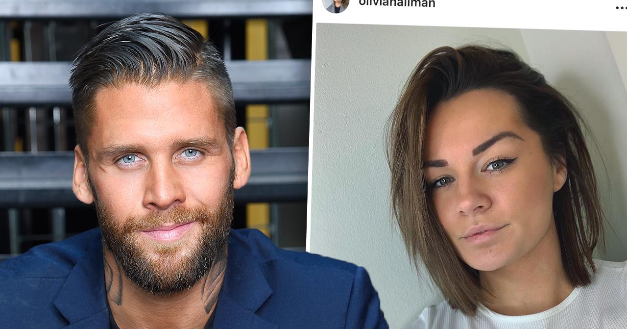 Simon Hermansson och Olivia