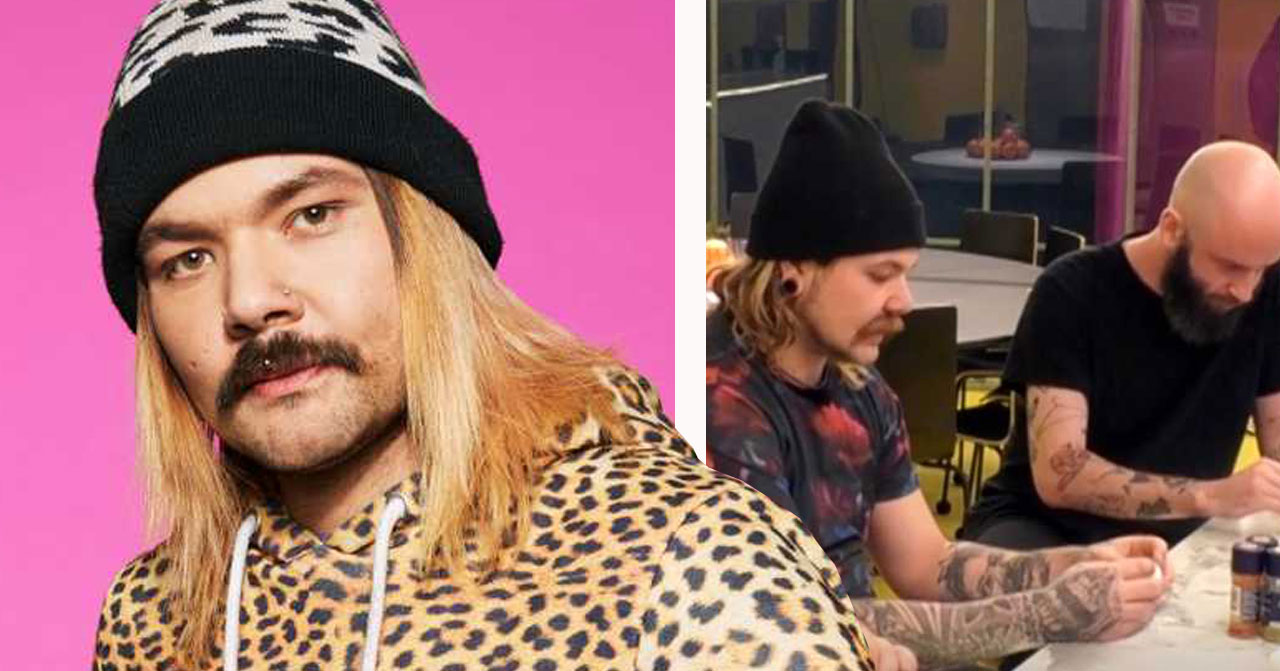 Sami JAkobsson skarp varning Big brother 2020