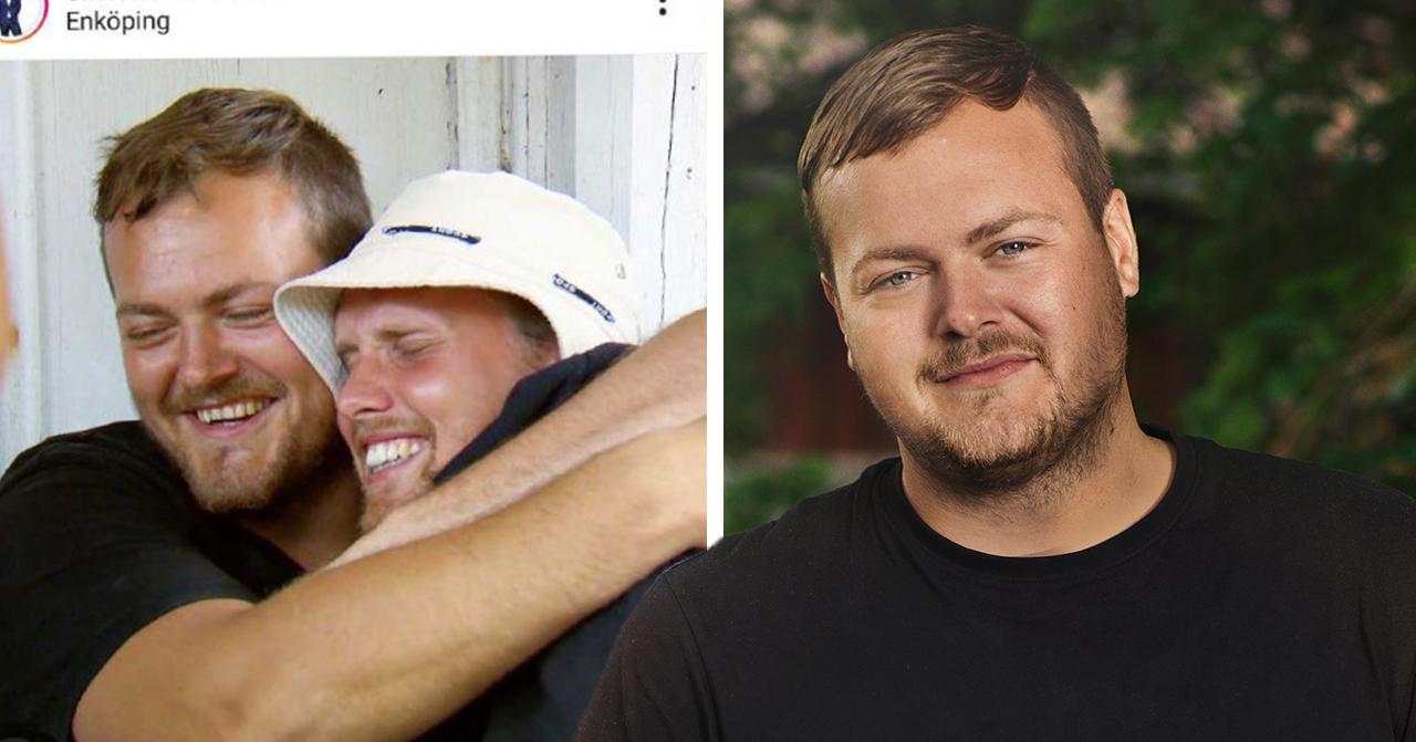 Farmen-Simon Axelssons lycka efter händelsen med Fredrik Andersson