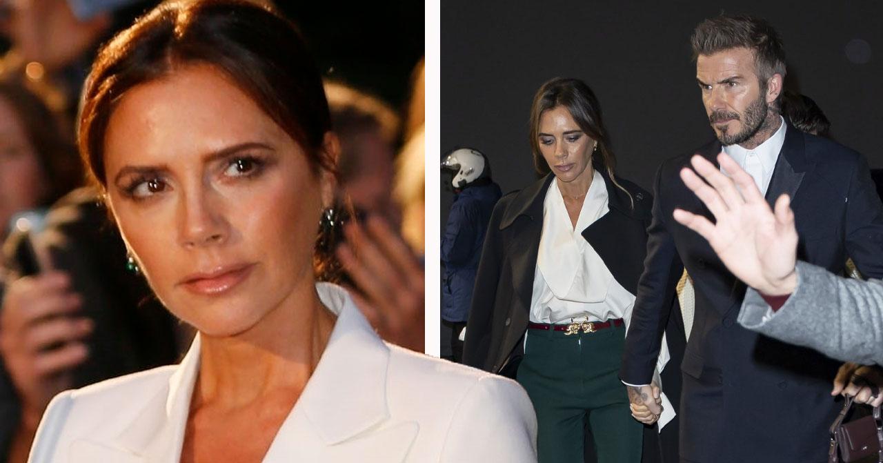 Victoria Beckham kritiseras