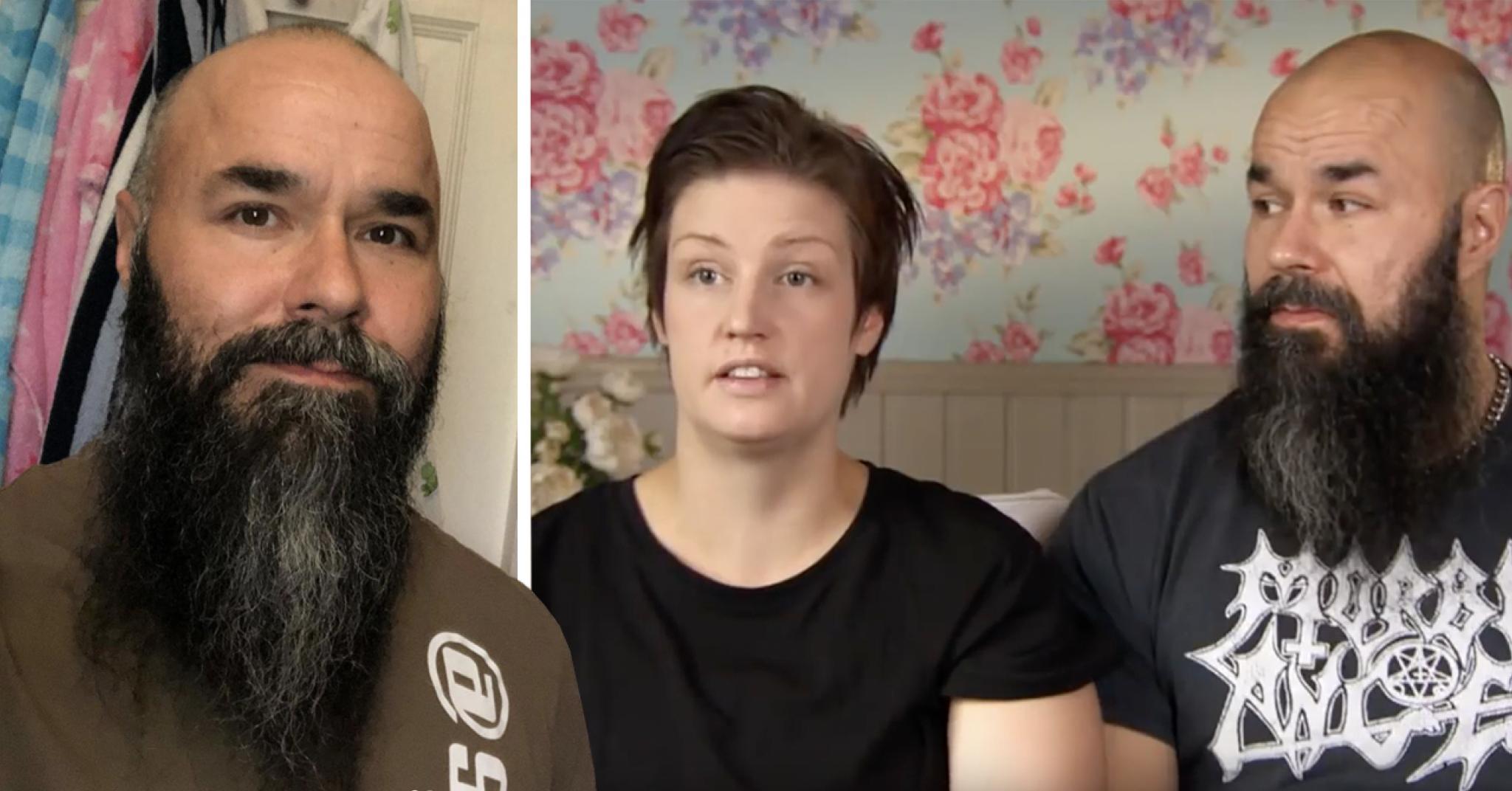 Familjen Annorlunda-Sami Nikula om nya relationen med Matilda