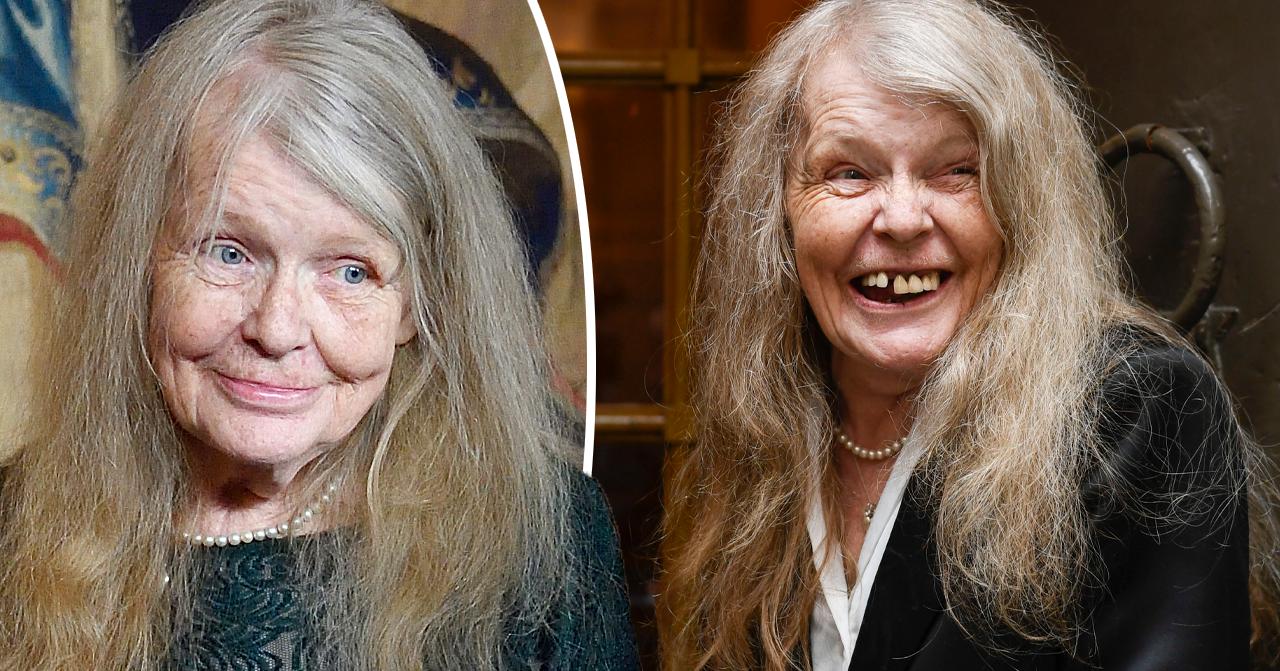Folkkära författaren Kristina Lugn död – blev 71 år