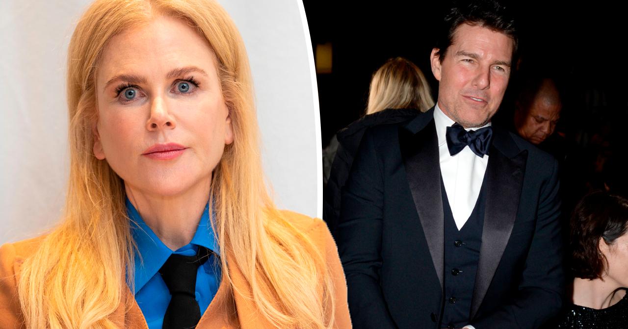 Nicole Kidman stoppas – orden om Tom Cruise beslut