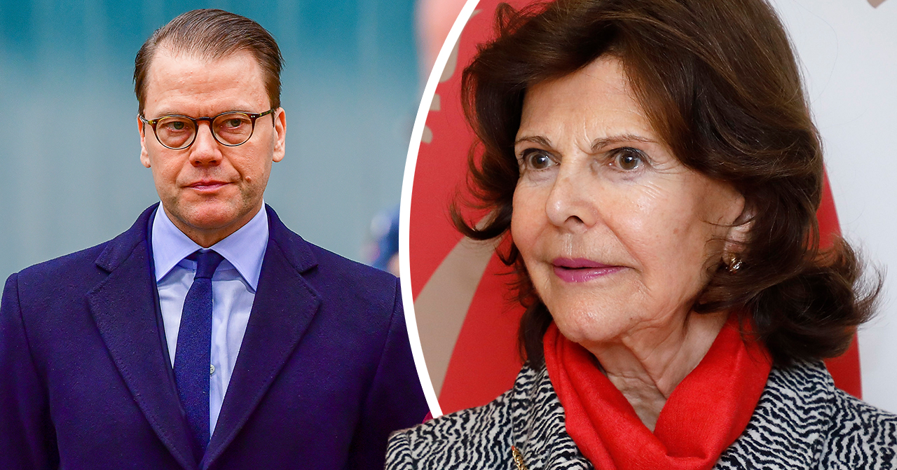 Drottning Silvia talar ut efter folkets oro över prins Daniels hälsa