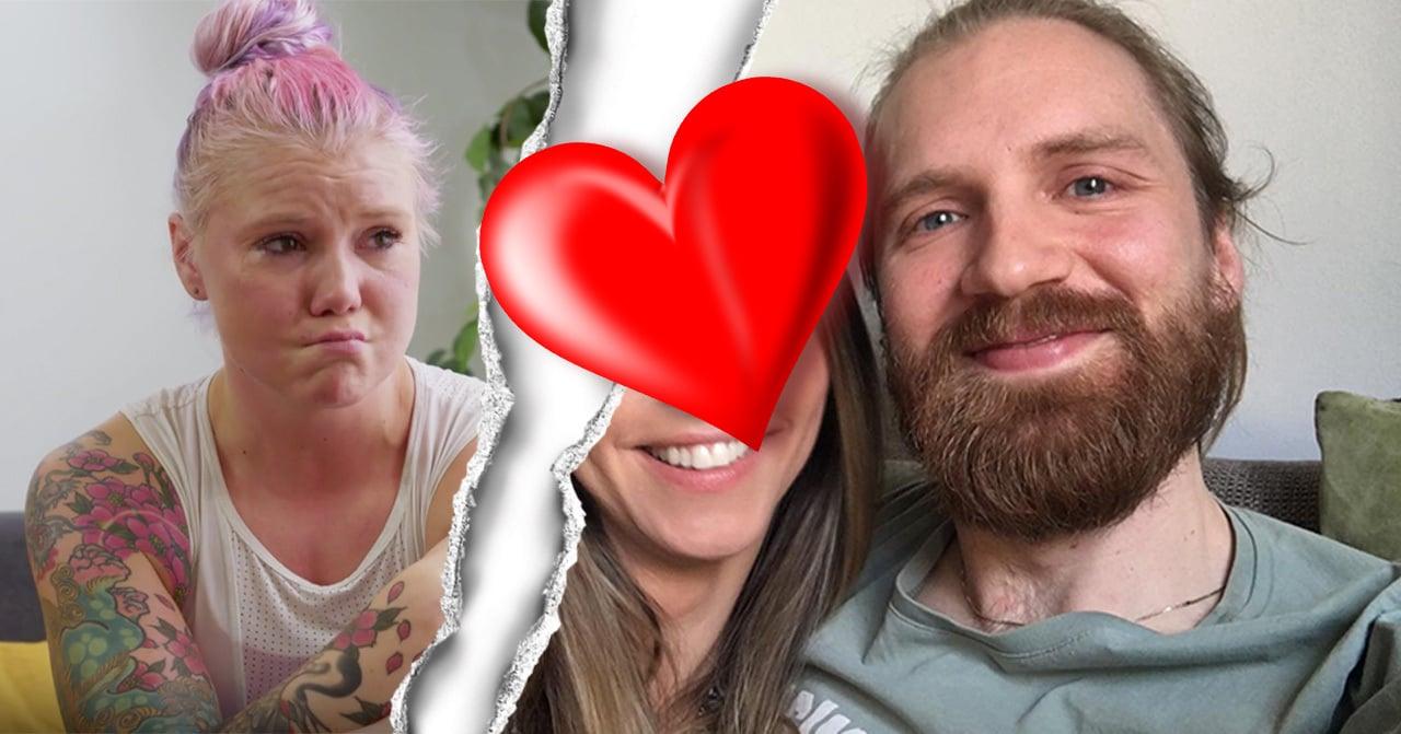 Gift vid första ögonkastet-Elina Raeder gjorde slut med Albin Ringstad, som nu är ihop med Lena.