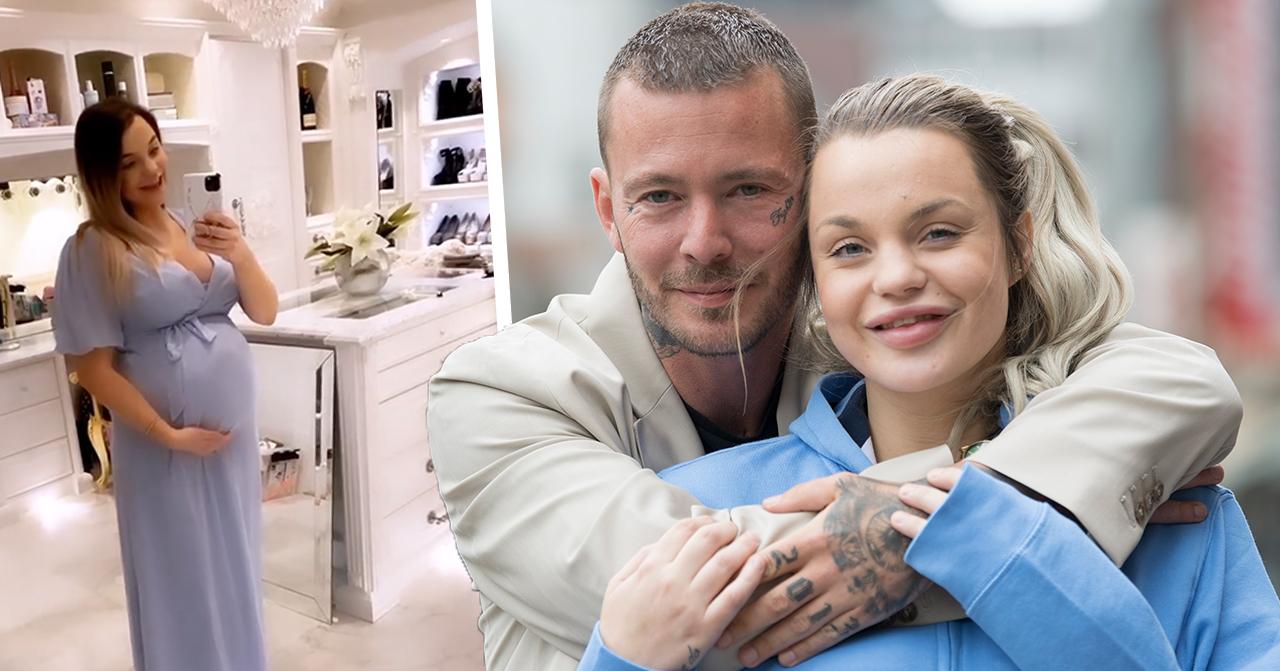 Efter dottern Lunabelle – Jonna Lundells avslöjande om nya bebisens namn