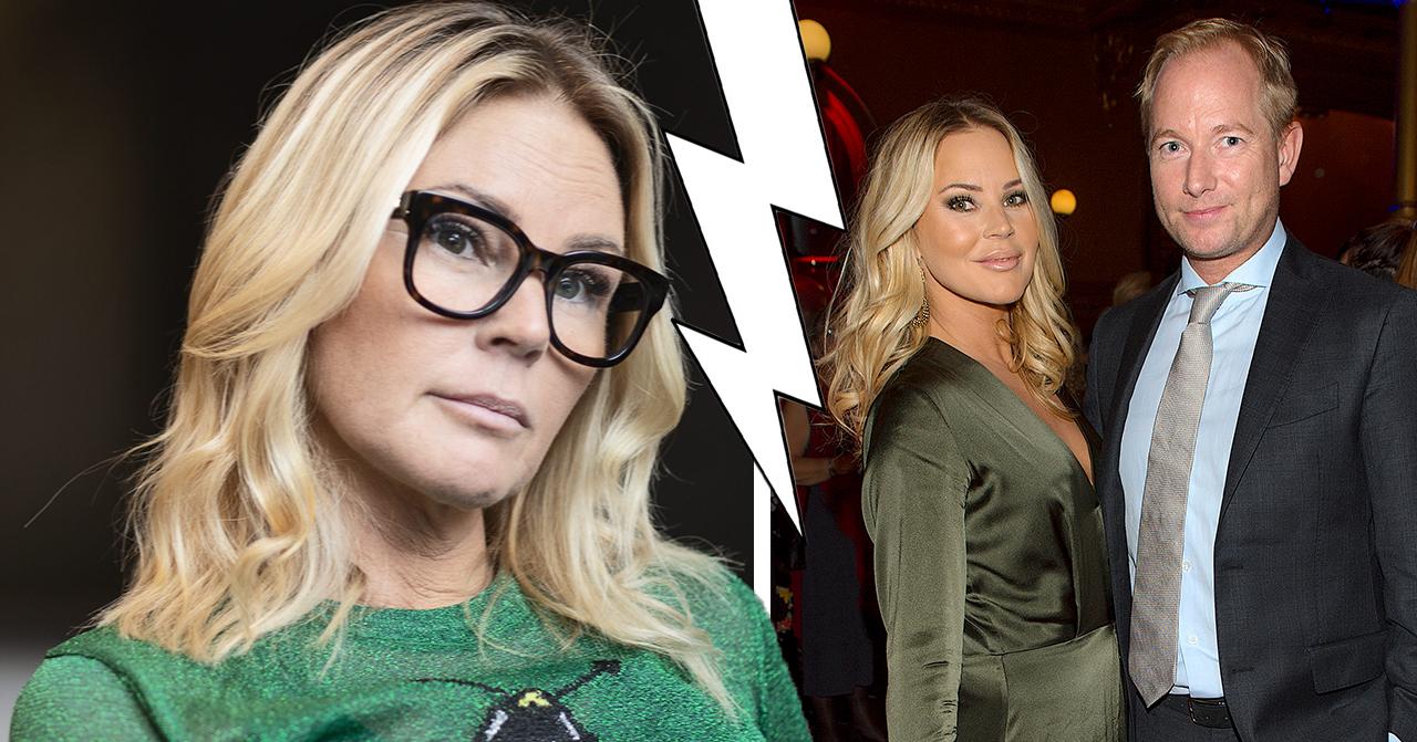 Magdalena Graaf och Filip Larsson separerar efter 10 år – egna orden om tuffa beslutet