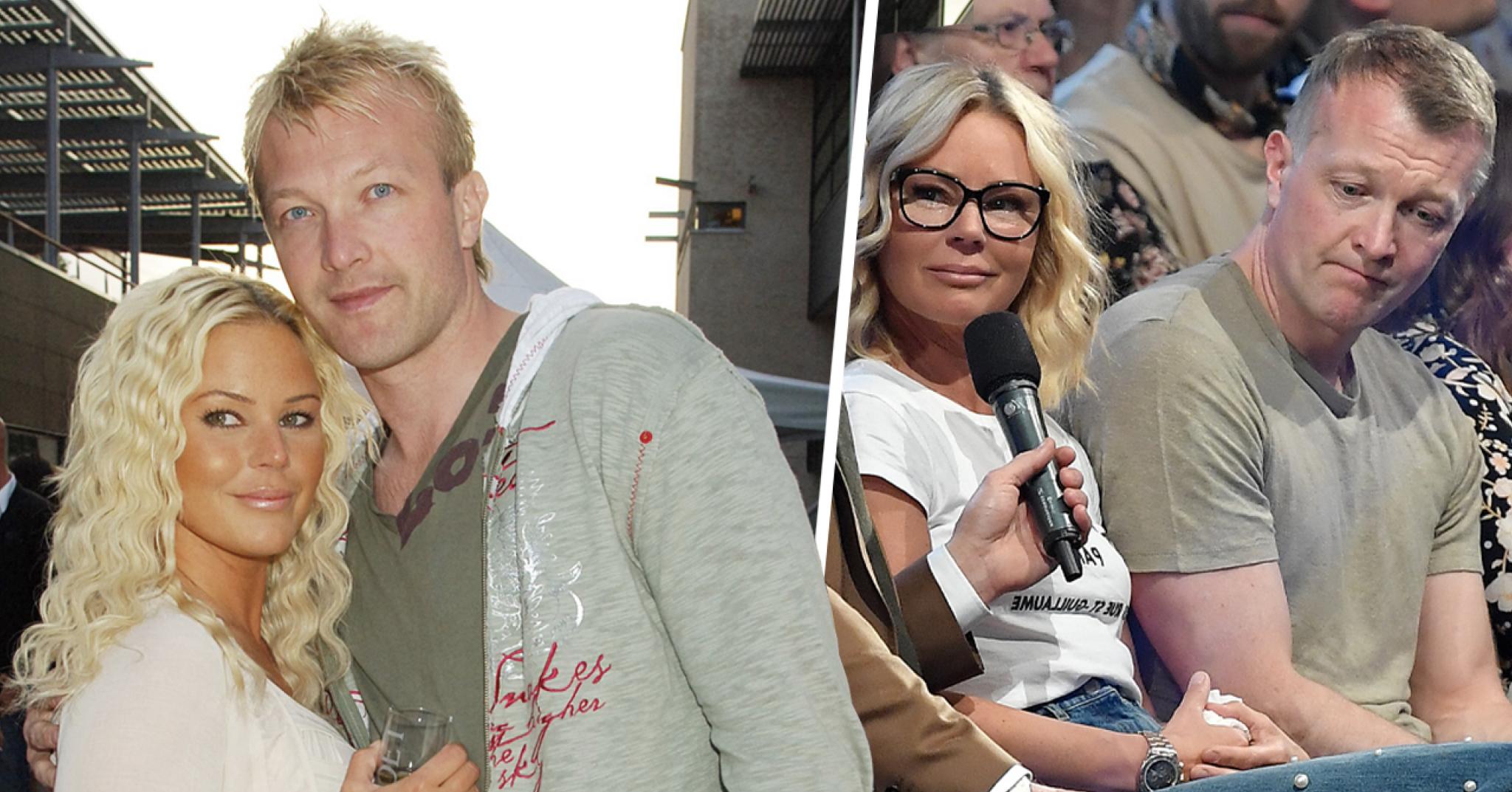 Sanningen om Magdalena Graaf och Magnus Hedmans relation idag – efter skilsmässan