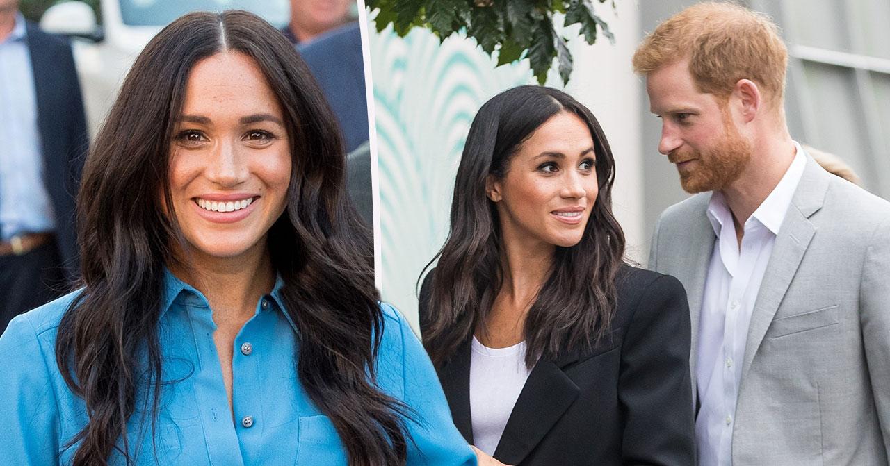 Uppgifter: Prins Harry och Meghan Markle är släkt