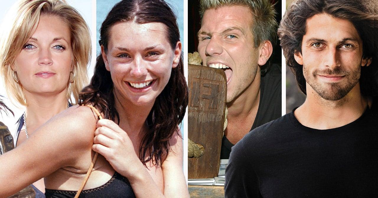 Ellenor Pierre, Emma Andersson, Jerry Forsberg och Klas Beyer har alla vunnit Robinson.