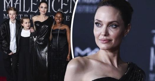 Angelina Jolies stora oro för dottern Zahara