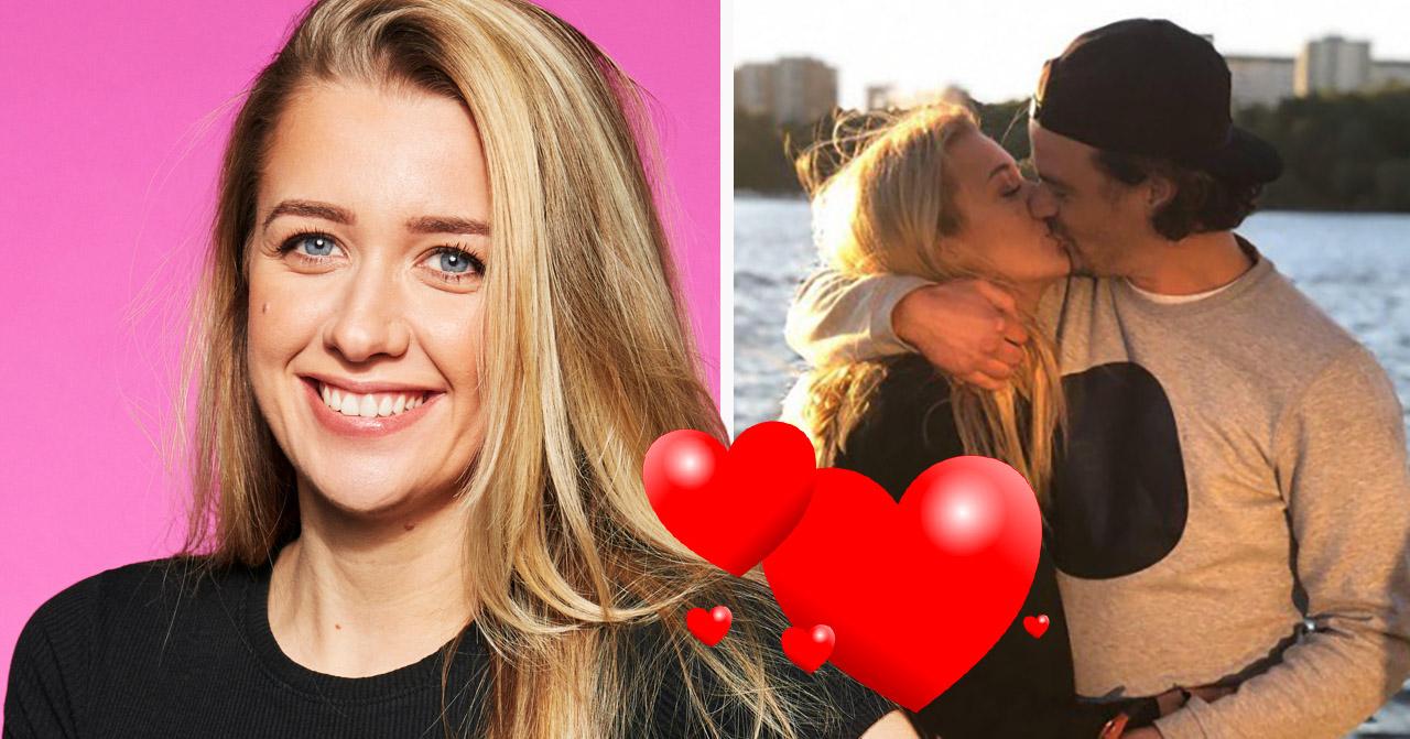 Big Brother-Jasmine Armstrong och Martin Forstén är tillsammans efter programmet.