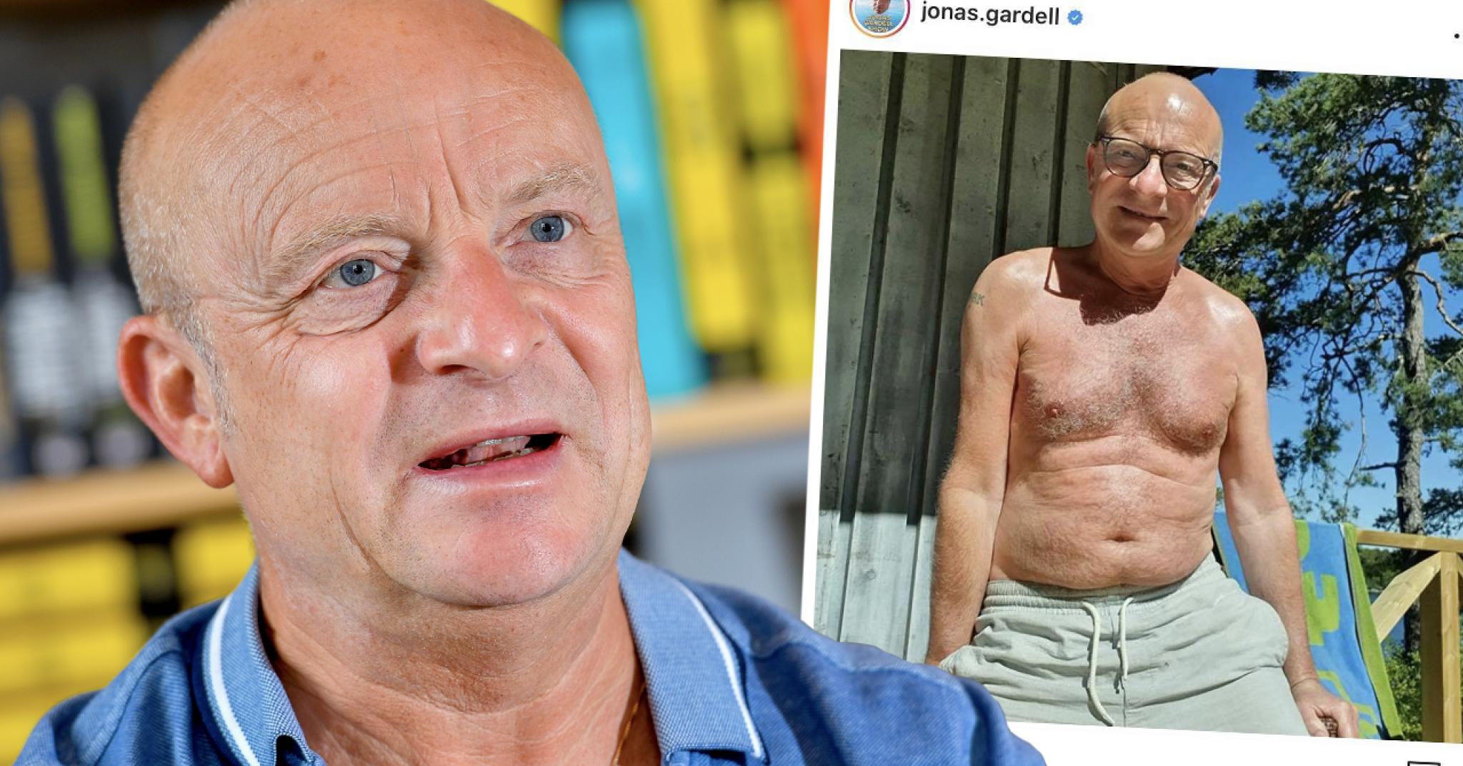 Jonas Gardells känga mot träningsprogrammet 16 weeks of hell