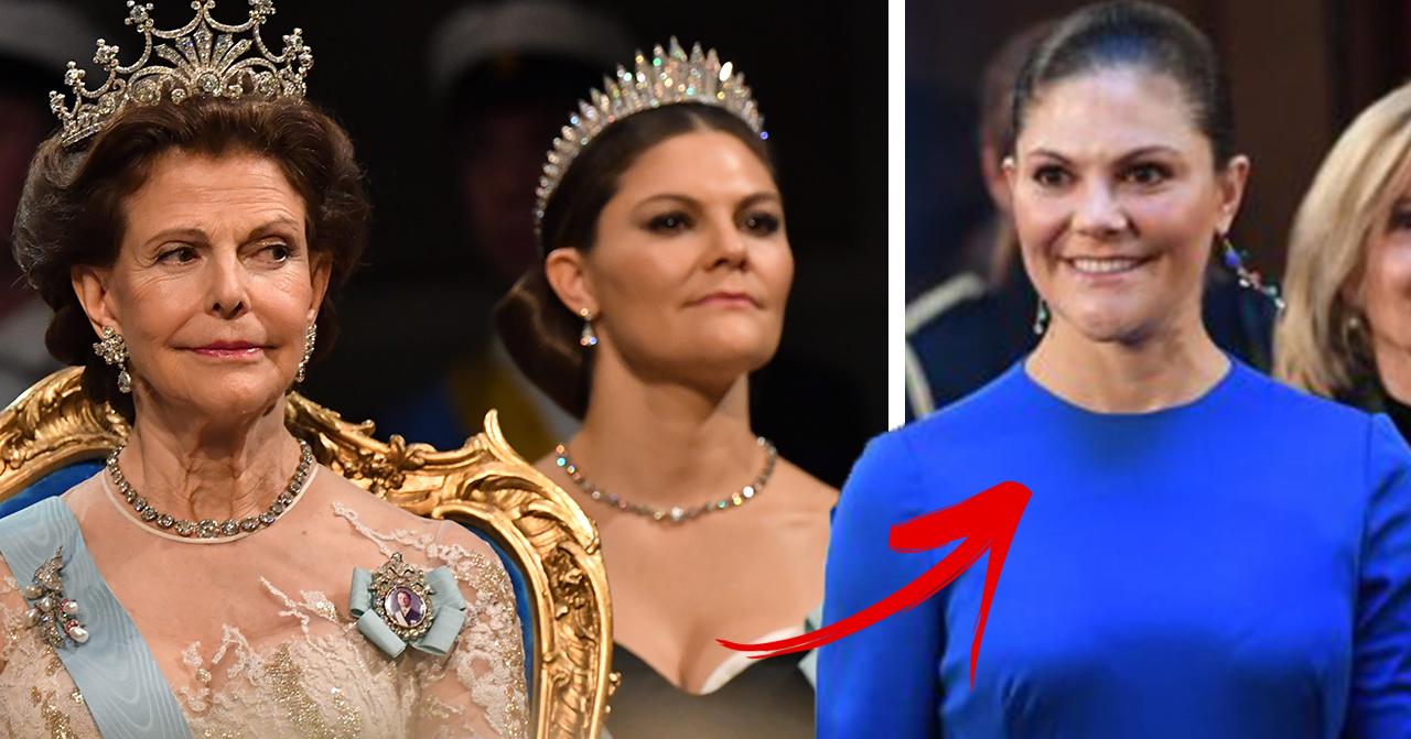 Bilden på kronprinsessan Victoria som får alla att tappa hakan