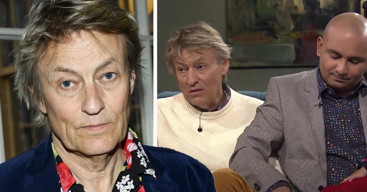 Lars Lerins om saknaden av barnen och Junior
