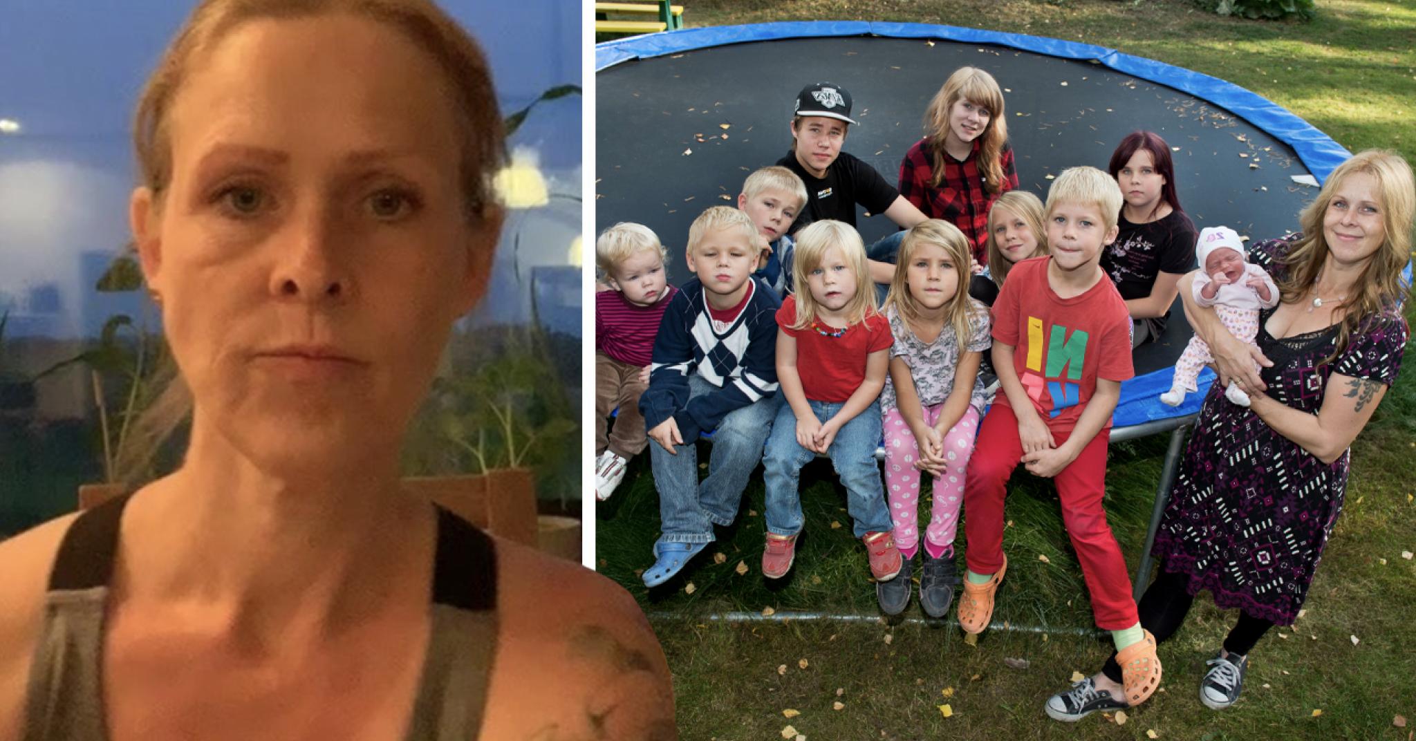 """Mirka Norrströms erkännande om dolda kampen: """"Varit tufft"""""""