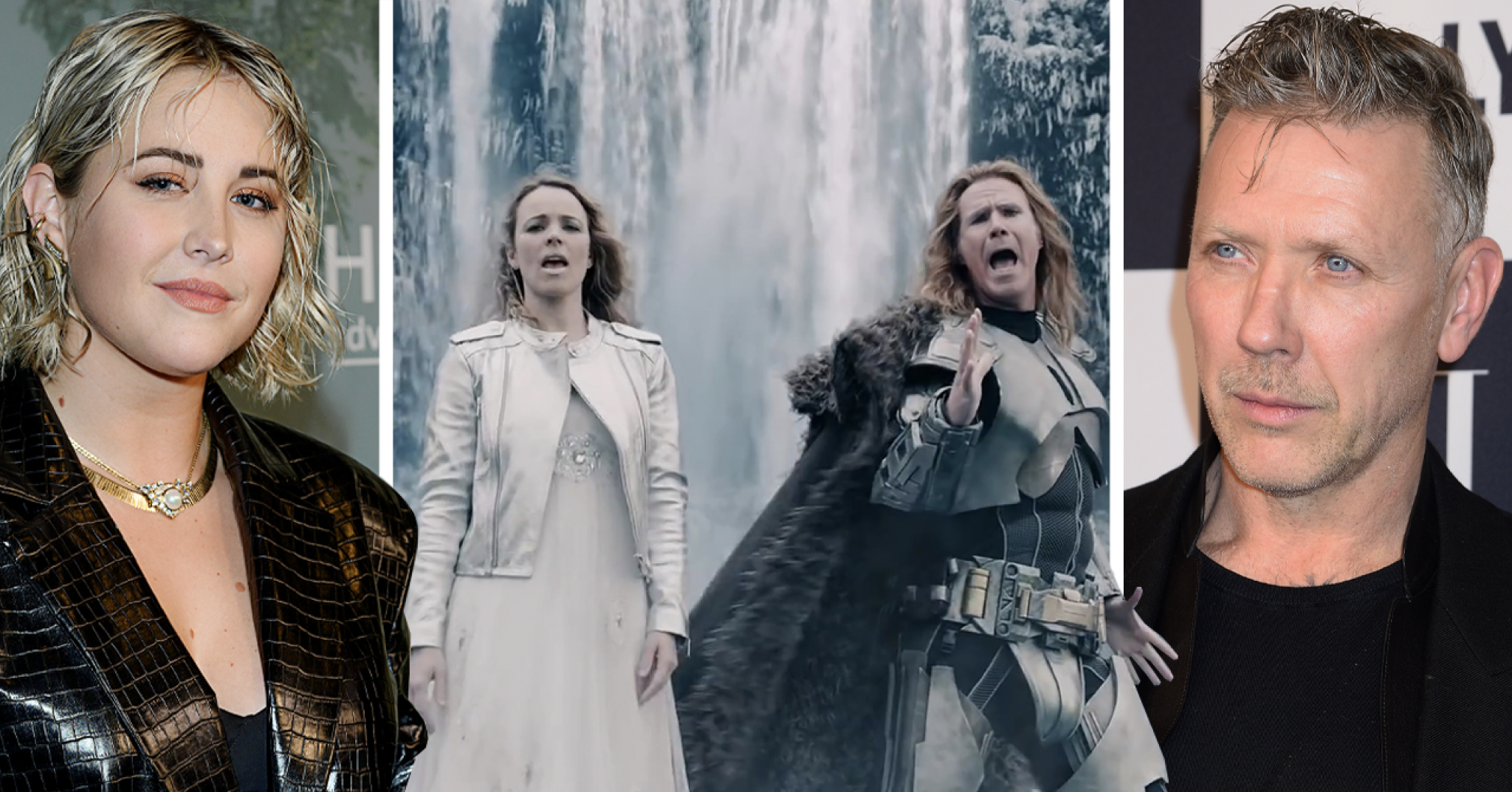 Här är alla svenskar i Eurovision Song Contest: The Story of Fire Saga