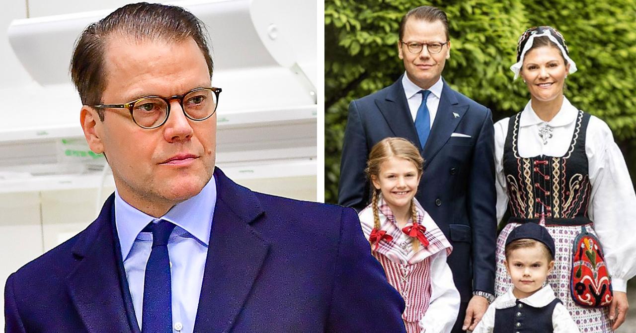 Nya bilden på prins Daniel väcker starka reaktioner – hovet om sanningen bakom