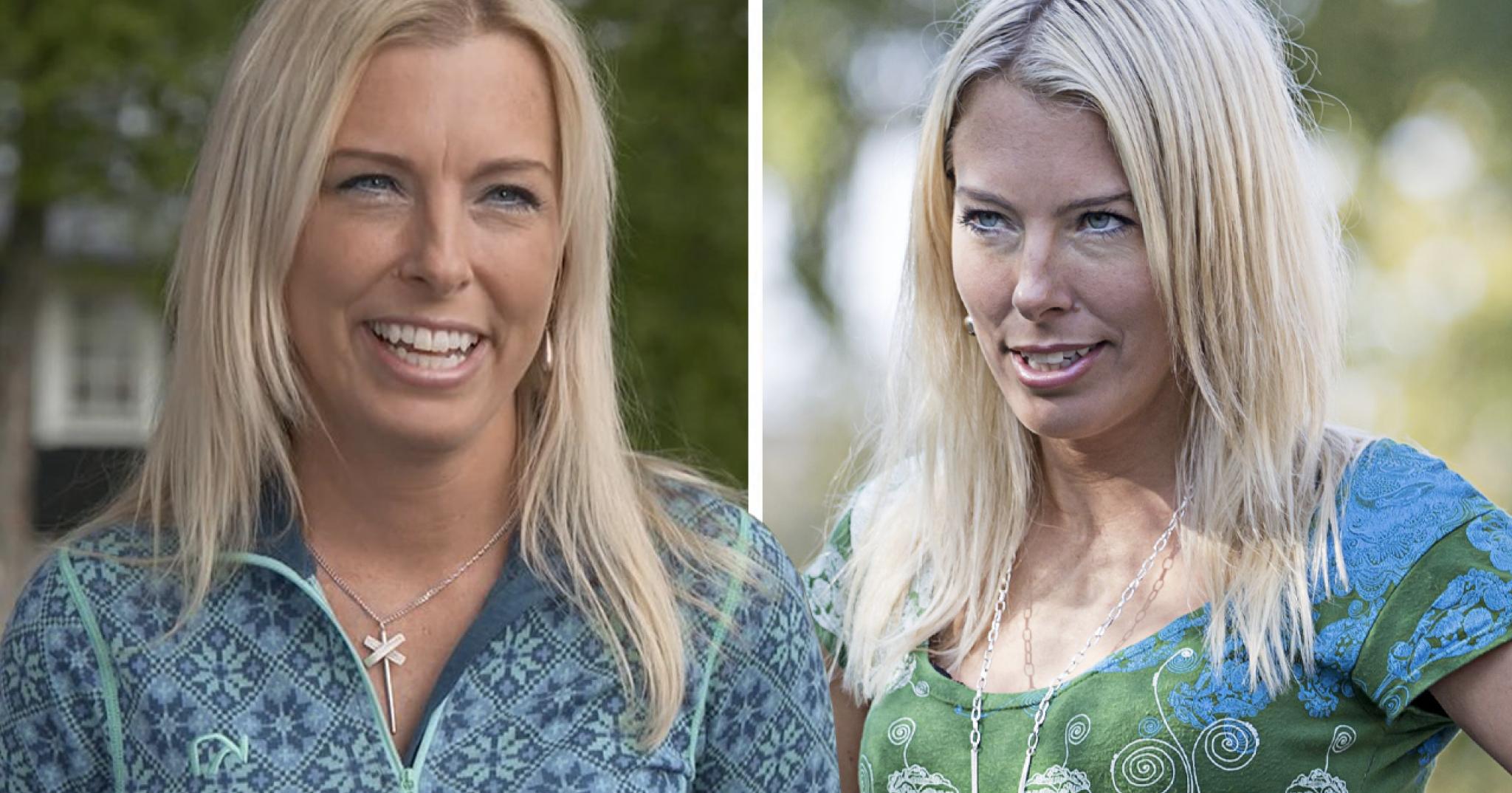 Susanne Bostrand visar upp familjelyckan – efter Ensam mamma söker
