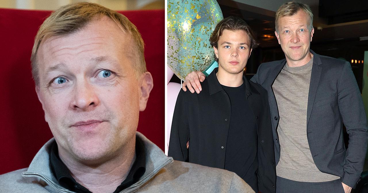 Magnus Hedman och Lance