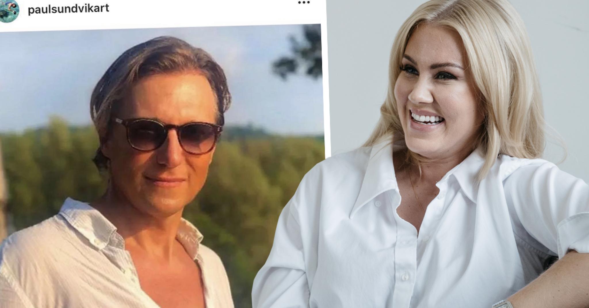 Allt du vill veta om Isabella Löwengrips pojkvän Paul Sundvik