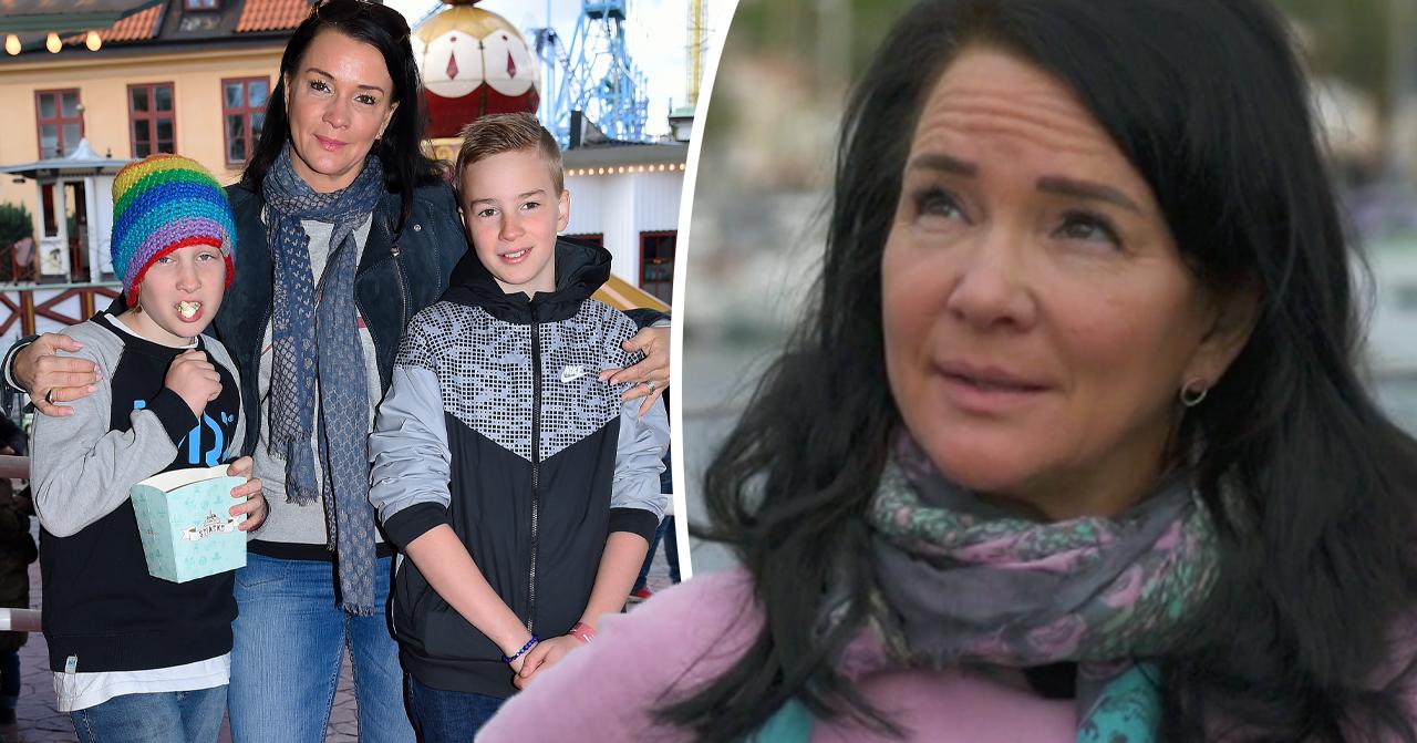 Barnens sorg efter Sofia Wistams beslut för Över Atlanten