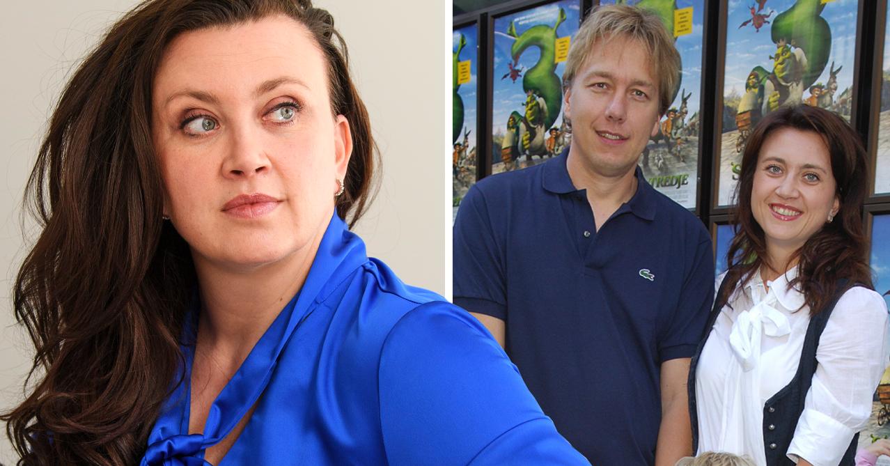 Camilla Läckbergs nya avslöjande om relationen med Micke