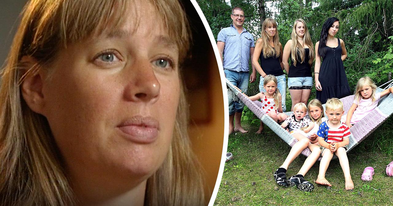 Familjen Annorlunda-Carola Wetterholm om sorgen efter vändningen med barnen