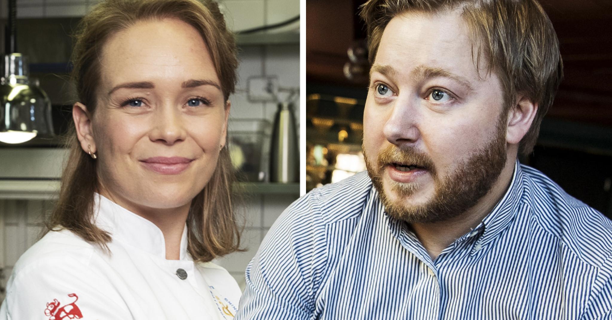 Därför saknas Louise Johansson och Erik Hammar i Decenniets mästerkock
